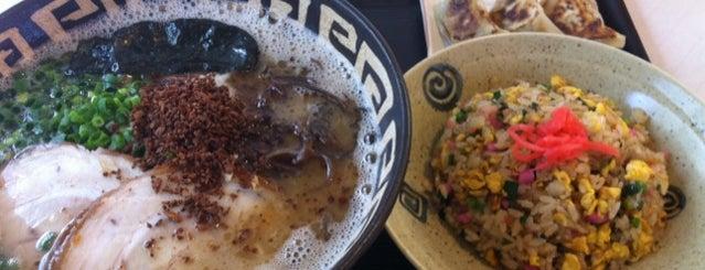 地球食堂 麺家 来恩 is one of ramen.