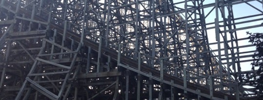 Mean Streak is one of Coaster Credits.