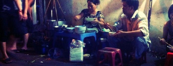 Miến Lươn số 9 Phủ Doãn is one of ăn uống Hn.