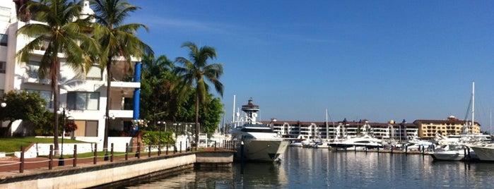 Vamar Vallarta Marina & Beach Resort is one of Puerto Vallarta Hotels.