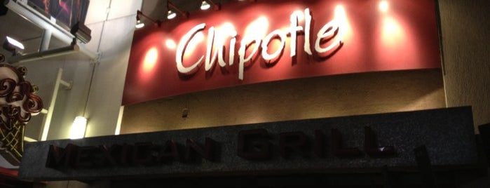 Chipotle Mexican Grill is one of Guide to Burbank's best spots.