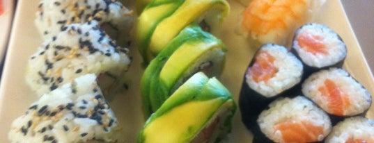 Fukai Sushi is one of Love eat!.