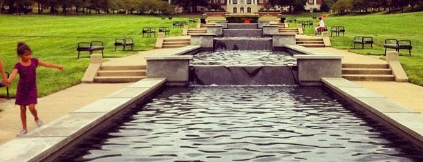 University of Maryland is one of summer'12.