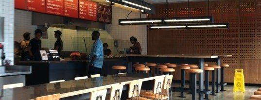 Chipotle Mexican Grill is one of Foodie.