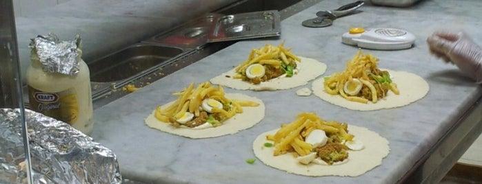 Flafel pie is one of Restaurants in Riyadh.