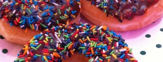 Krispy Kreme is one of Best Restaurants Of West Atasehir.