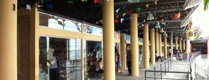 Mercado Municipal de Artesanato is one of Natal.