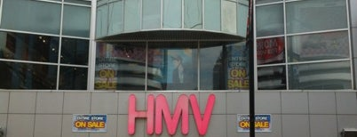 HMV is one of Music Toronto.