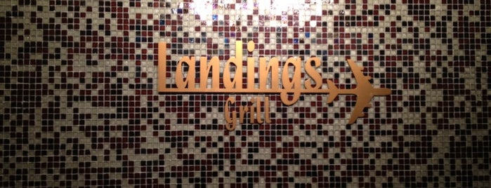 Landings Bar And Grill is one of Places I have been to.