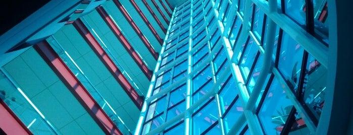 Metropolitan Hotel is one of 100 Melhores Programas em Teresina - Pi.