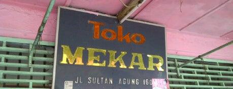 Toko Mekar is one of Pekalongan World of Batik.