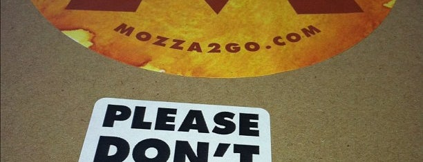 Mozza2Go is one of Los Angeles' Pizza Revolution!.