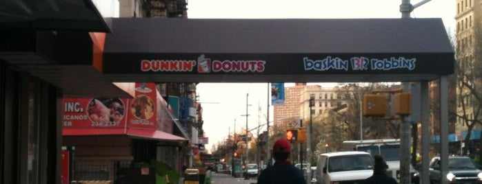 Dunkin' Donuts is one of Club life out.
