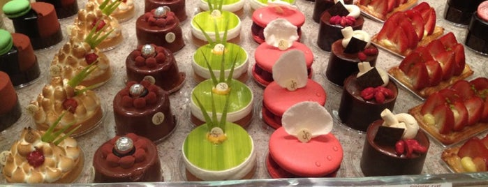 Jean Philippe Patisserie is one of My favs.