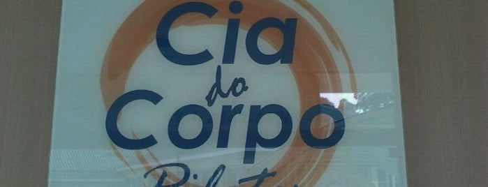 Cia do Corpo is one of Bons lugares.