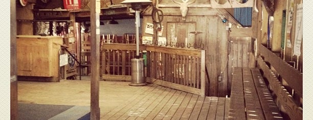 Blue Moon Guest House & Saloon is one of Esquire's Best Bars (A-M).