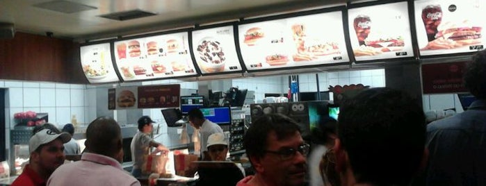 McDonald's is one of Restaurantes / Lanchonetes.