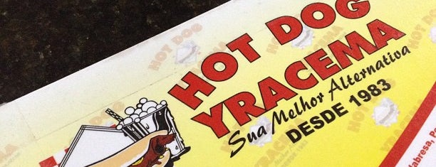Yracema Hot Dogs Especiais is one of Top of Duca.