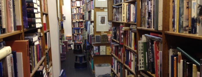 Dawn Treader Books is one of Detroit!.