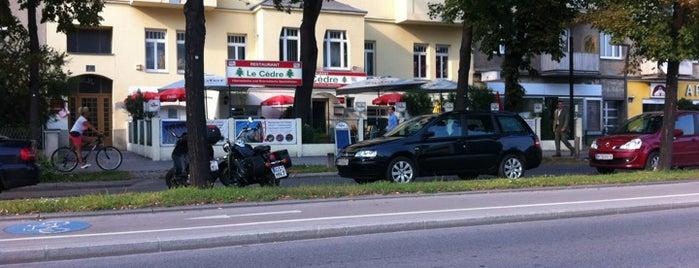 Le Cedre is one of Exotische & Interessante Restaurants In Wien.