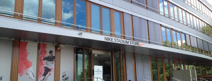Nike Store Frankfurt is one of Barometer Frankfurt 2014 - Teil 1.