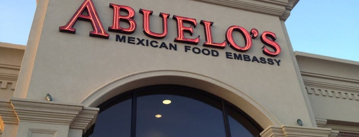 Abuelo's Mexican Restaurant - Wichita is one of 40 Under 40 class of 2013 favorite lunch spots.
