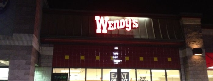Wendy's is one of Dining in Orlando, Florida.