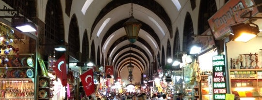 Mısır Çarşısı is one of Istanbul City Guide.