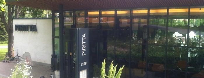Cafe Piritta is one of Vegan Helsinki.