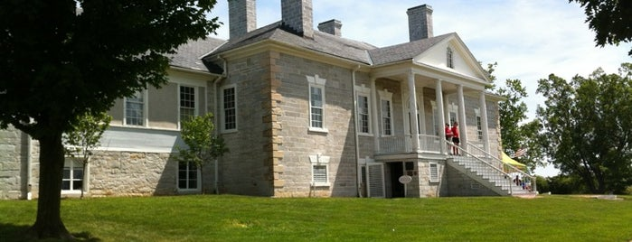 Belle Grove Plantation is one of Virginia.