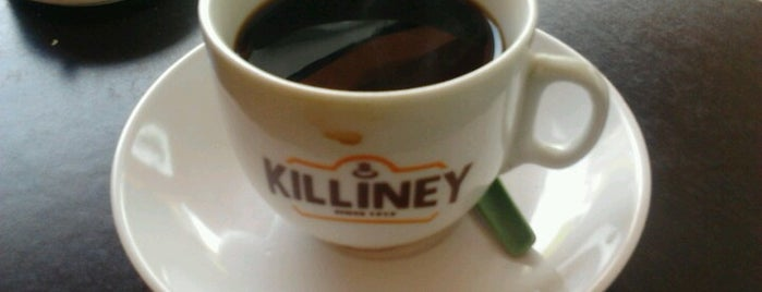 Killiney is one of Medan culinary spot.