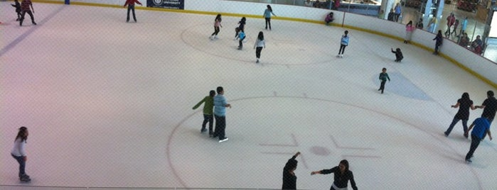 Ice Skate USA (Memorial City Mall) is one of Favorite Arts & Entertainment.