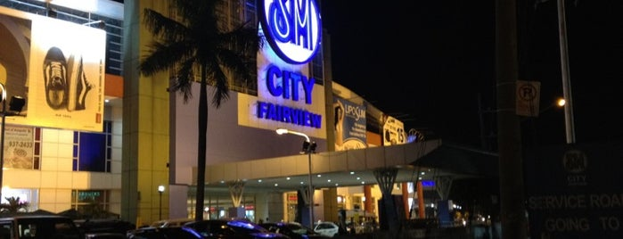 SM City Fairview is one of Manila.