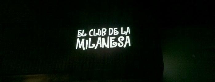 El Club de la Milanesa is one of por ir.