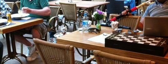 Innside Cafe & Restaurant is one of Ycard.