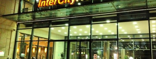 InterCityHotel Dresden is one of Hotels.