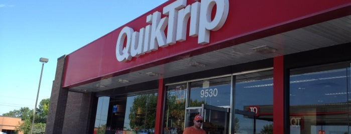 QuikTrip is one of Day2day.