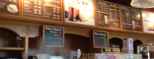 Favorite Coffee Shops
