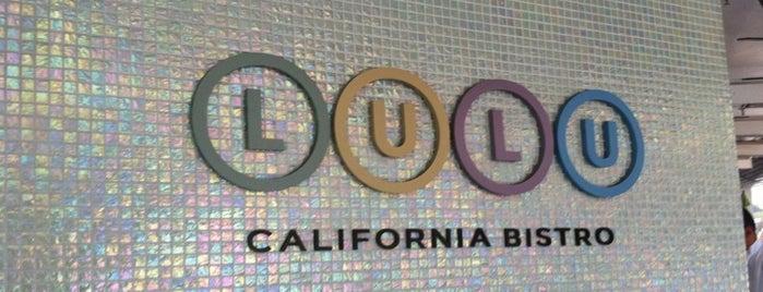 Lulu California Bistro is one of Palm Springs Circuit.