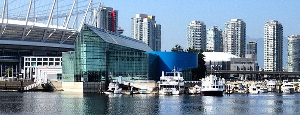 Edgewater Casino is one of Vancouver.