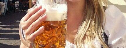Oktoberfest is one of Bars + Restaurants.