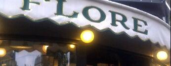 Café de Flore is one of 100 choses à faire à Paris.
