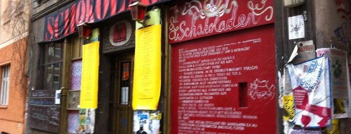 Schokoladen is one of I Love Berlin!.