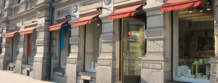 Iittala is one of #myhints4Helsinki.
