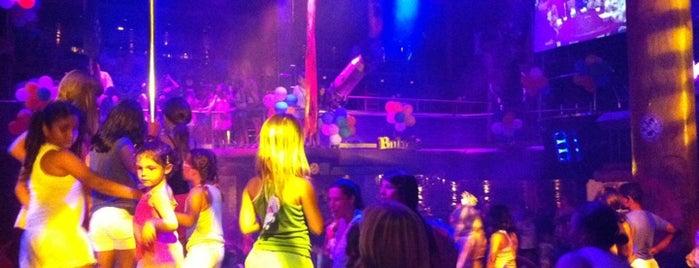 Amnesia Ibiza is one of Top Clubs.