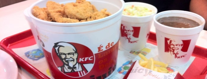 KFC is one of Life.