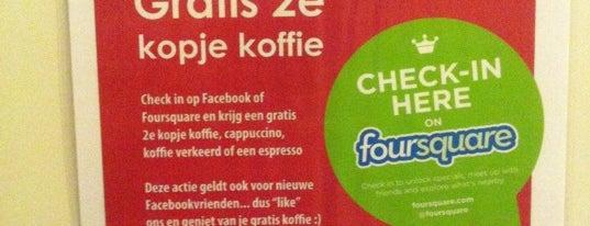Casa e Cucina is one of Free WiFi Amsterdam.