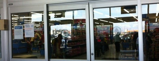 Walmart Supercenter is one of Stores I've Shopped At.