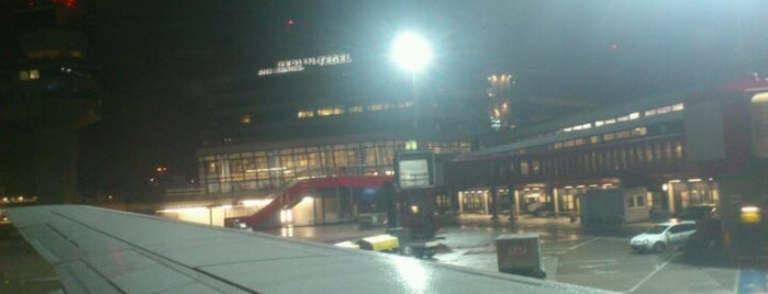 Berlin Tegel Otto Lilienthal Airport (TXL) is one of Airports of the World.