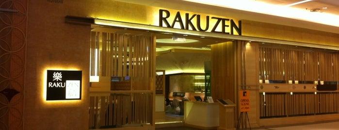 Rakuzen is one of Makan @ PJ/Subang (Petaling) #7.